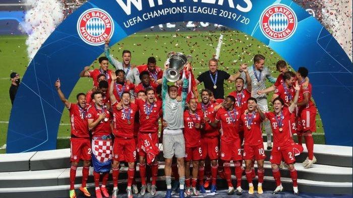 Bayern Muenchen Sabet Enam Gelar dalam Satu Musim, Dilakab Sebagai Tim Terbaik Dunia