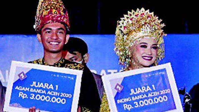 Agam Inong Duta Wisata Banda Aceh 2020 Serambi Indonesia