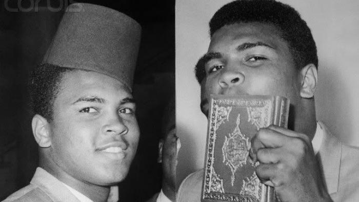 Gambar Mohammad Ali Kisah Petinju Muhammad Ali Memeluk Islam Hingga Disebut Seperti Bom Hirosima Bagi Publik Amerika Serambi Indonesia