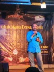 Kata Muhammad Nazar, Orang Aceh Itu adalah Teka-Teki