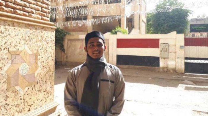 Mahasiswa Aceh Imam Tarawih di Mesir
