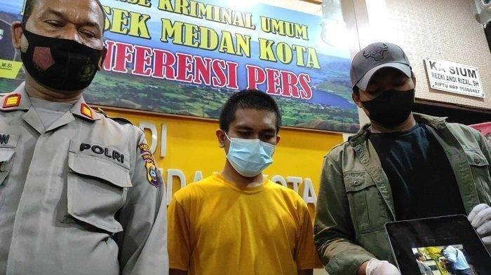 Fakta Pria Ludahi Petugas PLN hingga Banting Pintu Mobil di Medan, Pelaku Emosi Dipicu Hal Ini