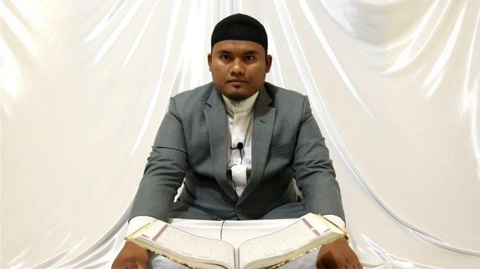 Muhammaddin Juara 3 MTQ Internasional DMDI