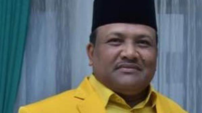 Adik Almarhum Bupati Saifannur, Mukhlis Takabeya Terpilih Sebagai Ketua DPD II Golkar Bireuen