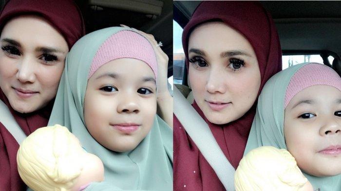 Safeea Putri Ahmad Dhani Ikut Mulan I'tikaf di Masjid, Ummi Pipik Doakan Semoga Jadi Anak Soleha