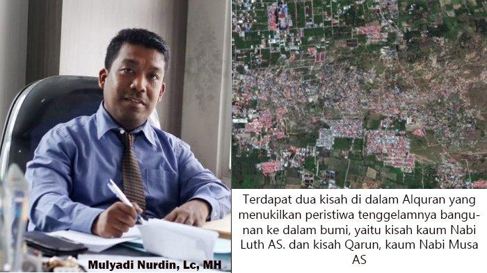 Fenomena Tanah Bergerak Saat Gempa di Palu dan Donggala, Begini Kisah Likuifaksi dalam Alquran
