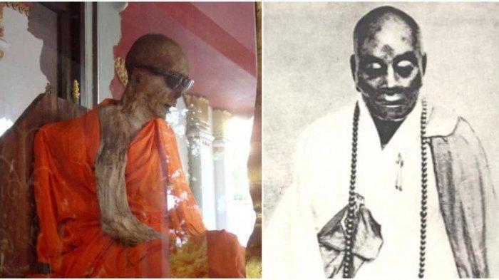 Demi Jadi Mumi, Para Biksu Ini Rela Kurung Diri di Makam Tanpa Makan dan Minum sampai Mati