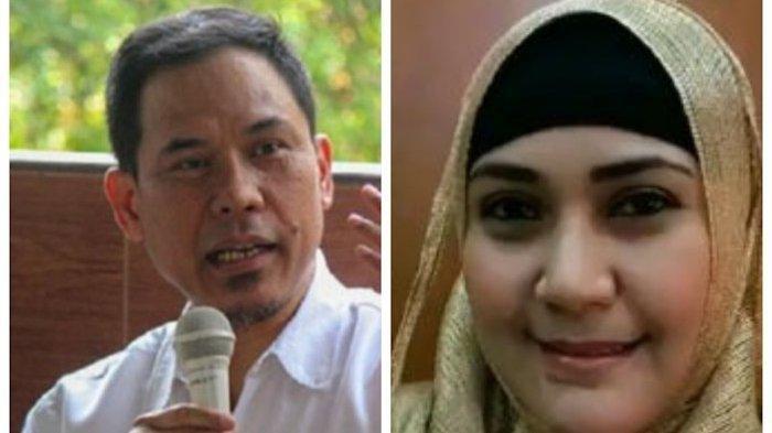 VIRAL Munarman Check In Bersama Lily Sofia di Hotel, Benarkah Istri Kedua dan Sudah Punya Anak?
