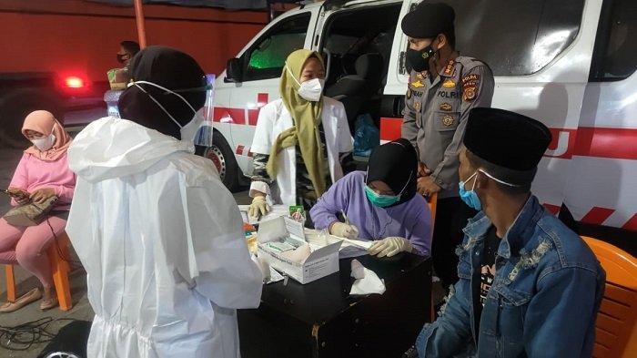 Tim Pemantauan dan Asistensi Polda Aceh Cek Arus Balik di Perbatasan Subulussalam