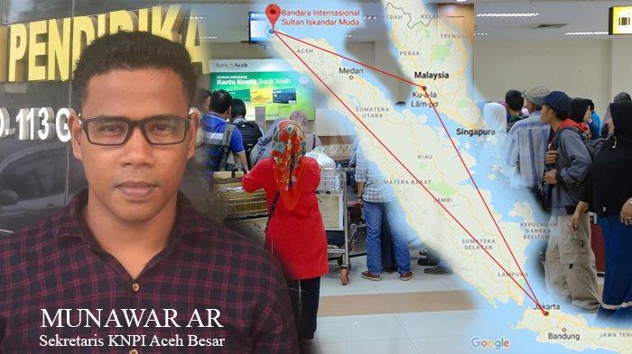 """Nyak Sandang, Garuda Indonesia, dan """"Kebaikan'' Malaysia untuk Aceh"""