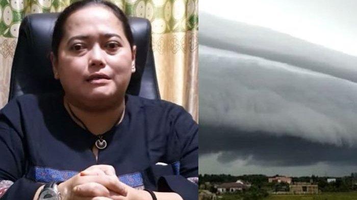 Heboh Kemunculan Awan Tsunami di Aceh, Mbak You Langsung Memohon Perlindungan dari Tuhan