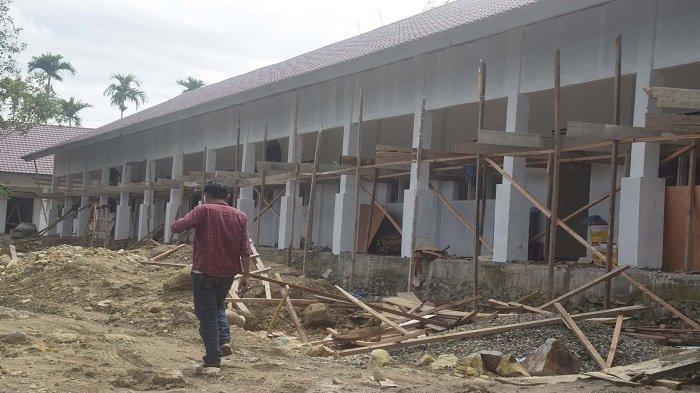 Pembangunan Rumah Korban Gempa Pidie Jaya Hampir Deadline, Ada yang Kurang Beres dengan RKB MUQ