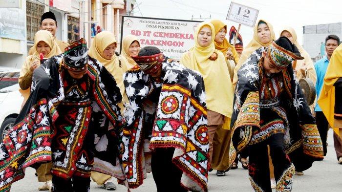 Karnaval Budaya Meriah