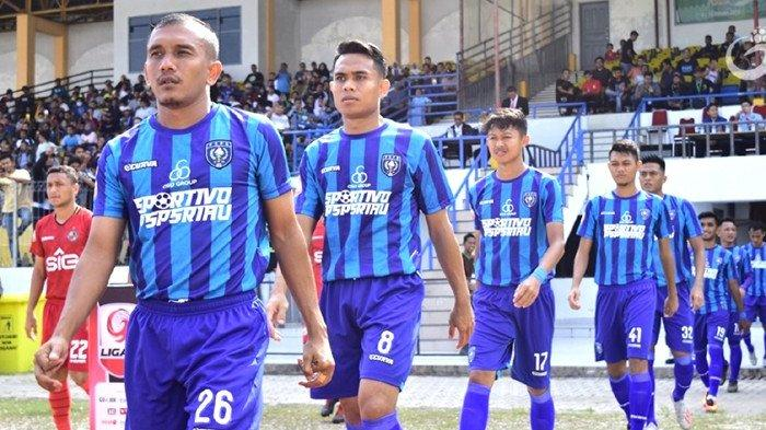 Trio Aceh Berlabuh di PSPS Riau, Kembali Reuni Bersama Pelatih Simon Pablo
