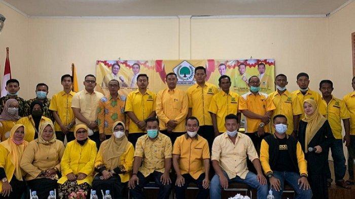 """Partai Golkar Gelar Muscam se-Banda Aceh, Sabri: Pengurus Harus """"Panaskan Mesin"""""""