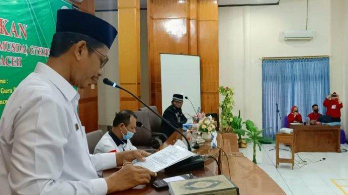 Guru Honorer Aceh Kirim Hasil Musda I ke Sejumlah Menteri dan Presiden, Minta Jadi ASN tanpa Tes
