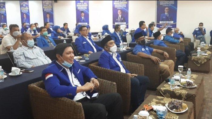 Zulkifli Hasan Umumkan Tim Formatur PAN Se-Aceh dalam Musda Bersama, 6 Daerah juga Ditetapkan Ketua