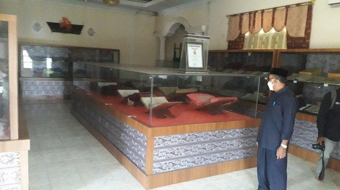 MAA Dorong Penuntasan Gedung Museum Alquran di Nagan Raya