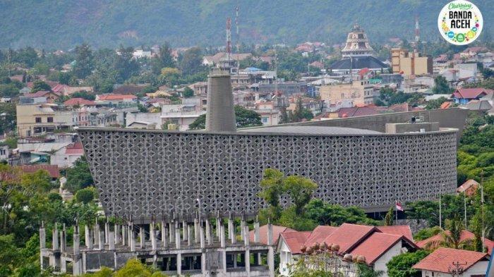 Museum Tsunami Kembali Ditutup Terkait Lonjakan Kasus Covid-19 di Aceh dan PPKM Mikro Diperpanjang