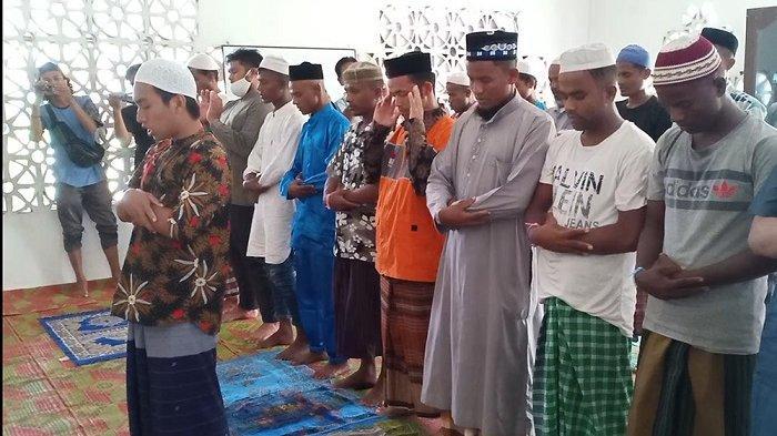 Uni Eropa Kucurkan Dana Rp 573 Juta untuk Bantu Pengungsi Rohingya di Aceh Utara