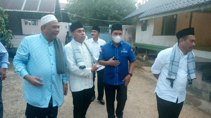 Didukung 13 DPC, Muslim Optimis Pimpin Demokrat Aceh