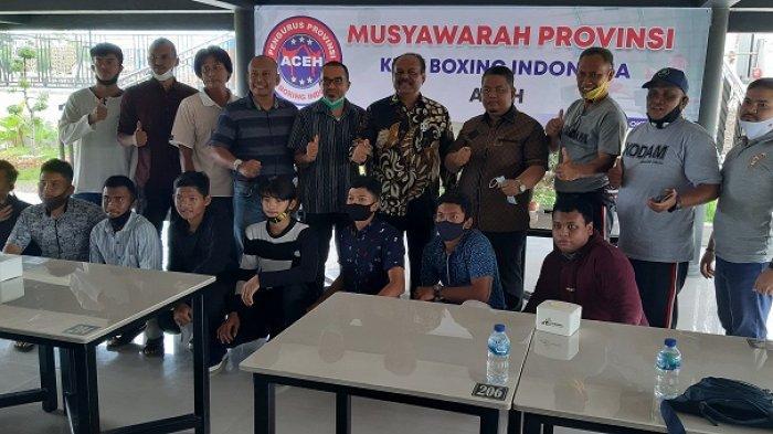 Ali Basrah SPd MM, Mantan Wakil Bupati Aceh Tenggara Pimpin Pengprov Kick Boxing Indonesia Aceh
