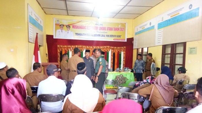 Musrenbang Singkil Utara, Sektor Pariwisata dan Perikanan Jadi Tumpuan Ekonomi Masyarakat