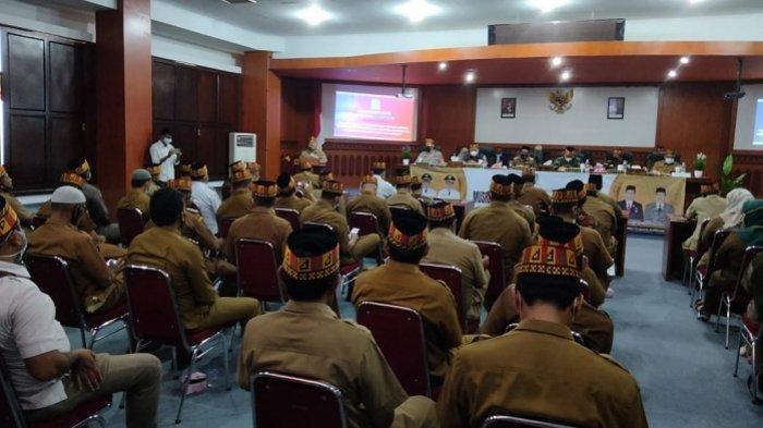 Wakil Bupati Aceh Jaya Buka Musrenbang
