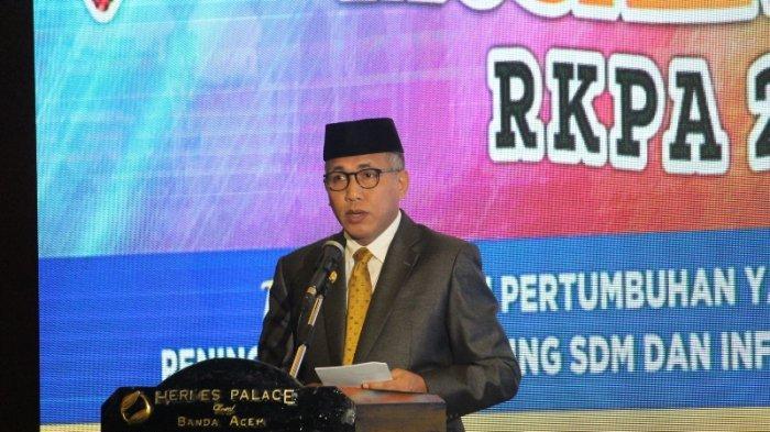 Plt Gubernur Bertemu 50 Pengusaha IKM: Jangan Lagi Berharap Investasi Besar Masuk ke Aceh