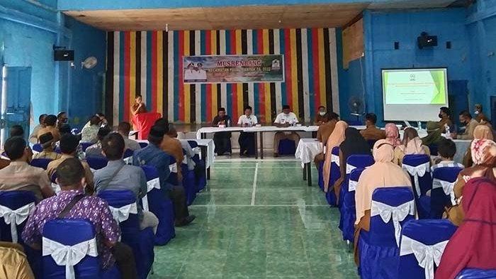 Buka Musrenbang di Pulau Banyak, Bupati Aceh Singkil Beberkan Rencana Investasi UEA