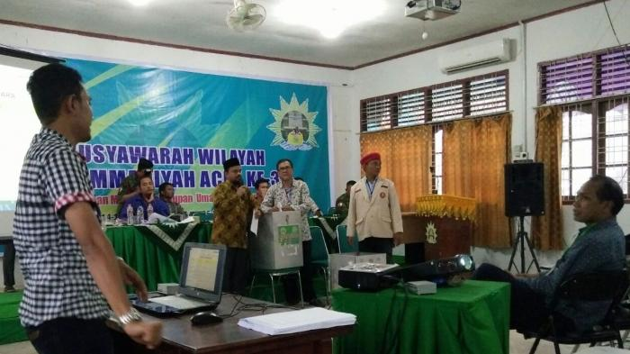 Zaidar Ja'far Pimpin Aisyiyah Aceh