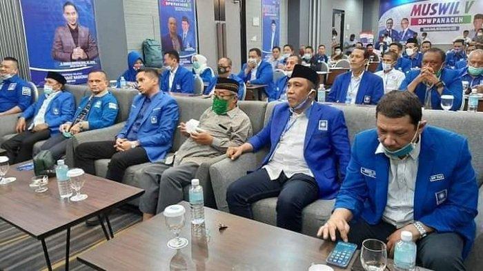 Zulkifli Hasan Tunjuk Empat Formatur untuk Pilih Ketua PAN Aceh, Deadline Selama 10 Hari
