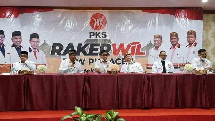 PKS Bahas Kandidat Gubernur Aceh
