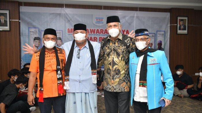 Buka Musyawarah Raya Luar Biasa PDA, Gubernur Aceh Ingatkan 6 Peran Penting Parpol