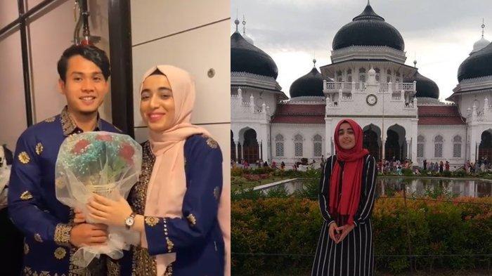 Gadis Turki yang Disunting Mutawalli Pernah Datang Ke Aceh, Kini Unggah Video Pakai Lagu Saleum