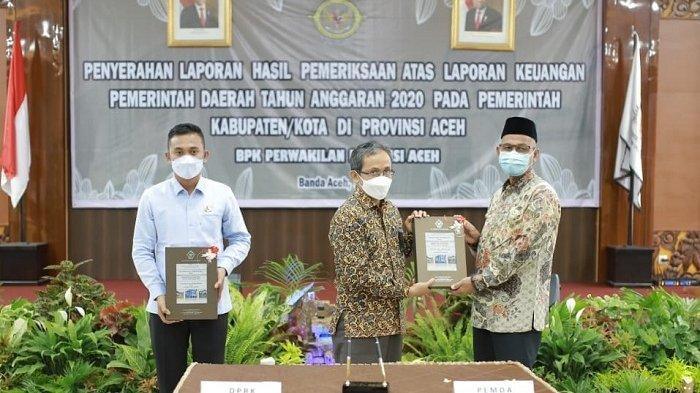Pemkab Nagan Raya Raih WTP ke-13 Kali dari BPK RI, Begini Harapan Bupati dan Ketua DPRK