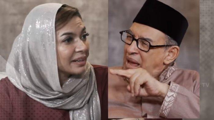 Di Depan Romo Budi, Najwa Shihab Bertanya Hukum Ucapkan Selamat Natal? Ini Jawaban Quraish Shihab