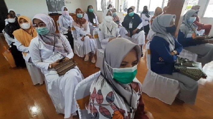 Asosiasi Rumah Sakit Swasta Aceh Latih Nakes Tentang Swab Antigen dan PCR