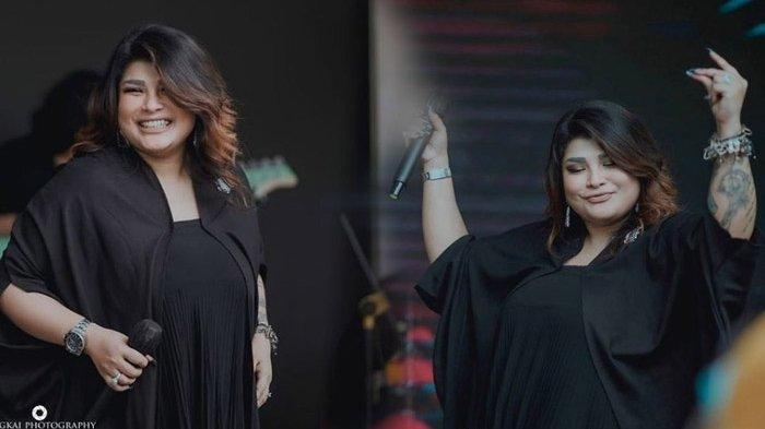 Bikin Heboh karena Pindah Agama Seusai Shalat Tahajud, Penyanyi Cantik Ini Kini Punya Tato di Lengan