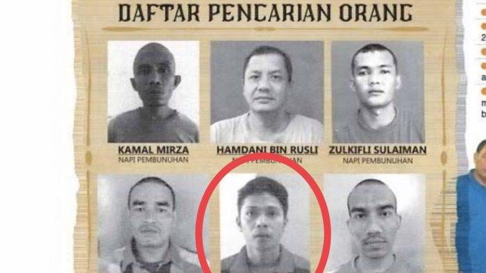 Polda Aceh Tangkap Napi Kasus Pembunuhan yang Kabur dari LP Banda Aceh, 70 Napi Masih Berkeliaran
