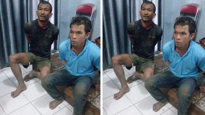 3 Tahanan Kabur dari  Rutan Usai Sahur