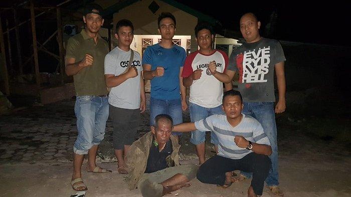 Polsek Jaya Tangkap Napi Kabur dari LP Banda Aceh