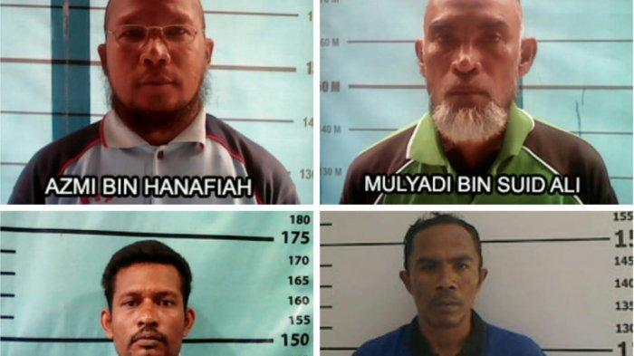 Empat Napi Rutan Banda Aceh Kabur, Ini Identitas dan Sisa Hukuman, Dua Orang Sungguh tak Diduga