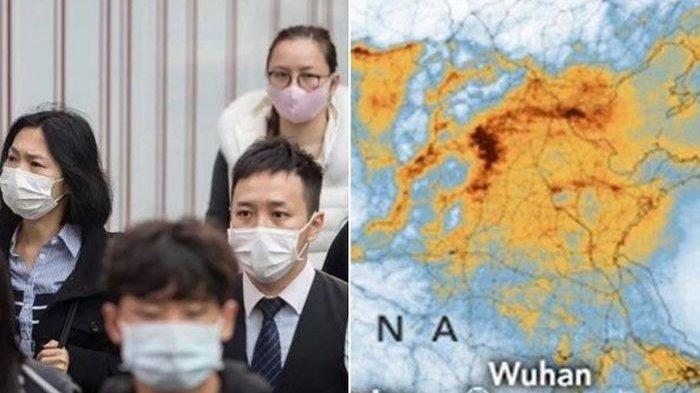 Rilis Foto Satelit Daratan China Sejak Virus Corona Mewabah, NASA Tunjukkan Fakta Menakjubkan