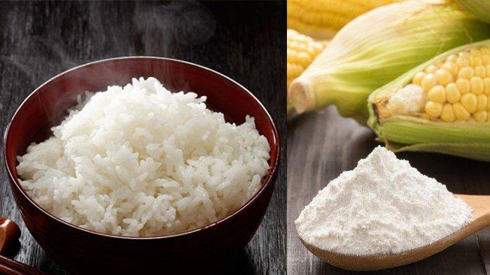 Tambahkan Maizena Saat Memasak, Rasa Nasi Bisa Berubah Ala Beras Jepang yang Pulen, Begini Caranya
