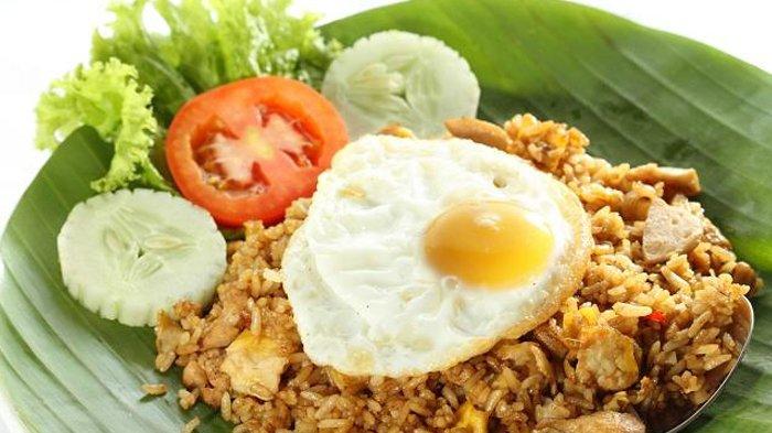 Nasi Goreng Berminyak Bisa Hilangkan Selera, Begini Caranya agar Tak Berminyak Setelah Dimasak