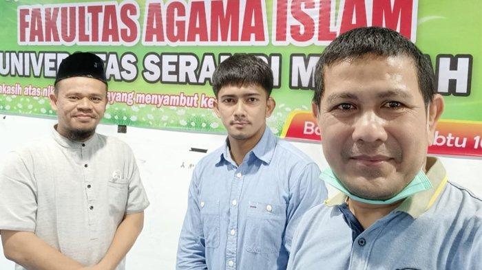 Mr Nasrudin Muelee, Mahasiswa Ganteng Asal Thailand yang Jatuh Hati pada Aceh