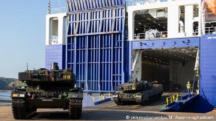 NATO Kerahkan 50.000 Pasukan, 10.000 Kendaraan, 250 Pesawat Dalam Latihan Militer, Ini Reaksi Rusia
