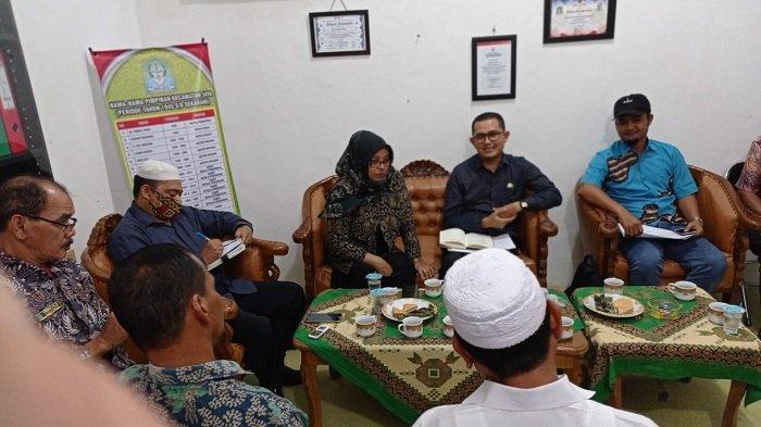 Dana Desa Tak Diajukan Akibat Konflik Tuha Peut dan Keuchik, DPM-PKB Lakukan Mediasi