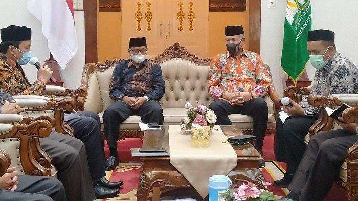 Gubernur Aceh Dukung Transformasi IAIN Langsa Menjadi UIN Zawiyah Cot Kala